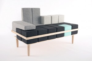 bloc d Sofa Scott Jones Design