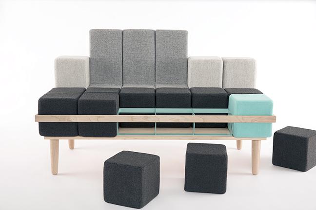design Sofa med muligheder
