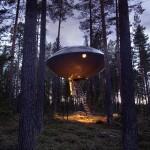 UFO spottet i nordsverige!