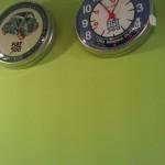 Et par fede ure fra Italien